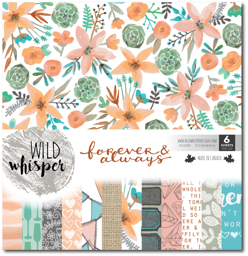 Wild Whisper Designs Forever & Always Collection