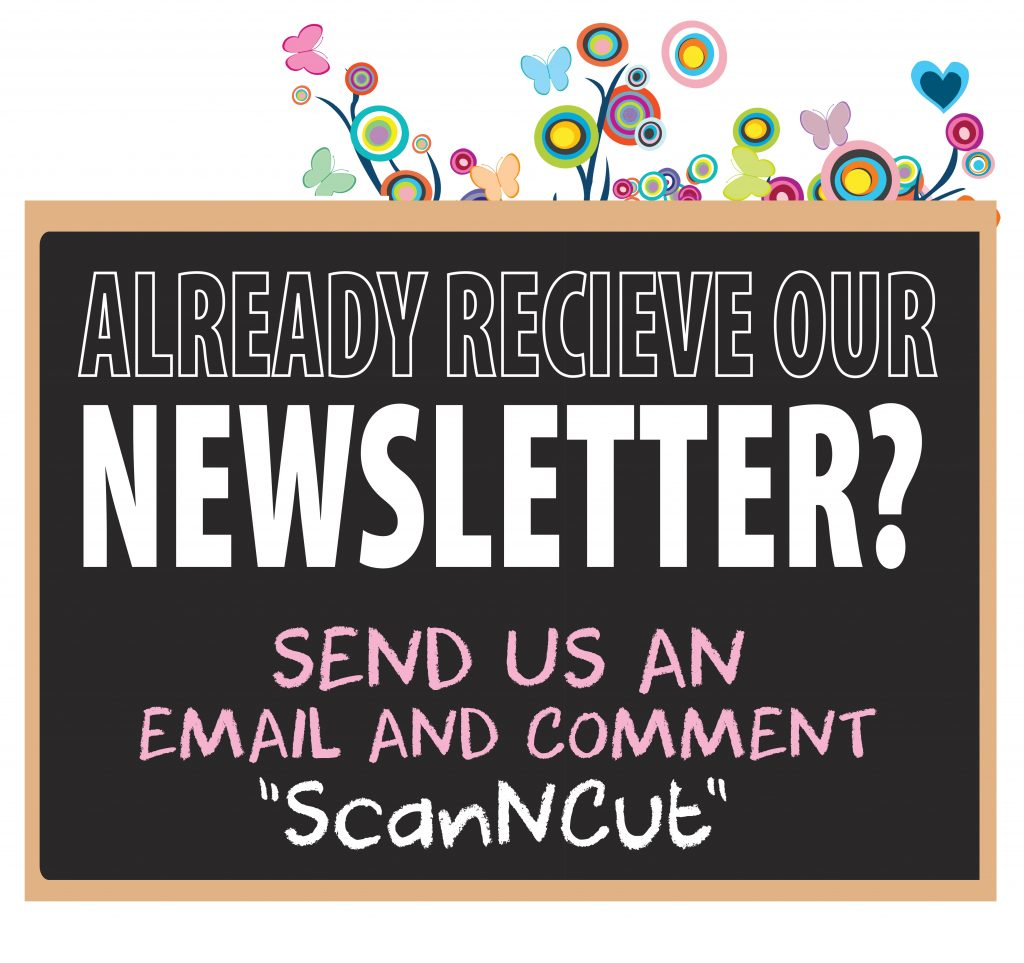 already receive our newsletter? send us an email or comment