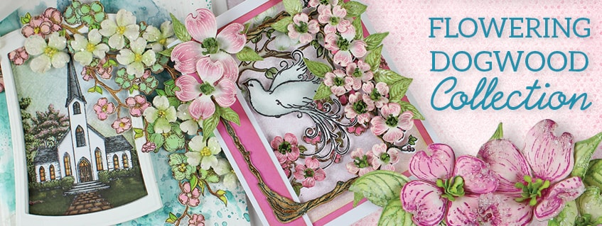 Heartfelt Creations Dog Wood Collection for Scrapbooking