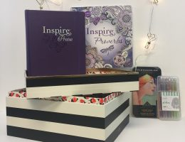 Inspired Bible Prize Package