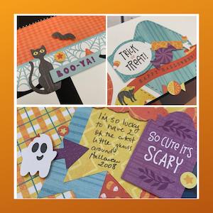 Halloween Mini-Album
