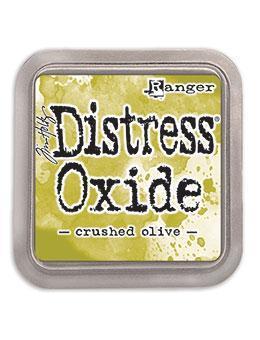Ranger Distress Oxide Ink / Crushed Olive
