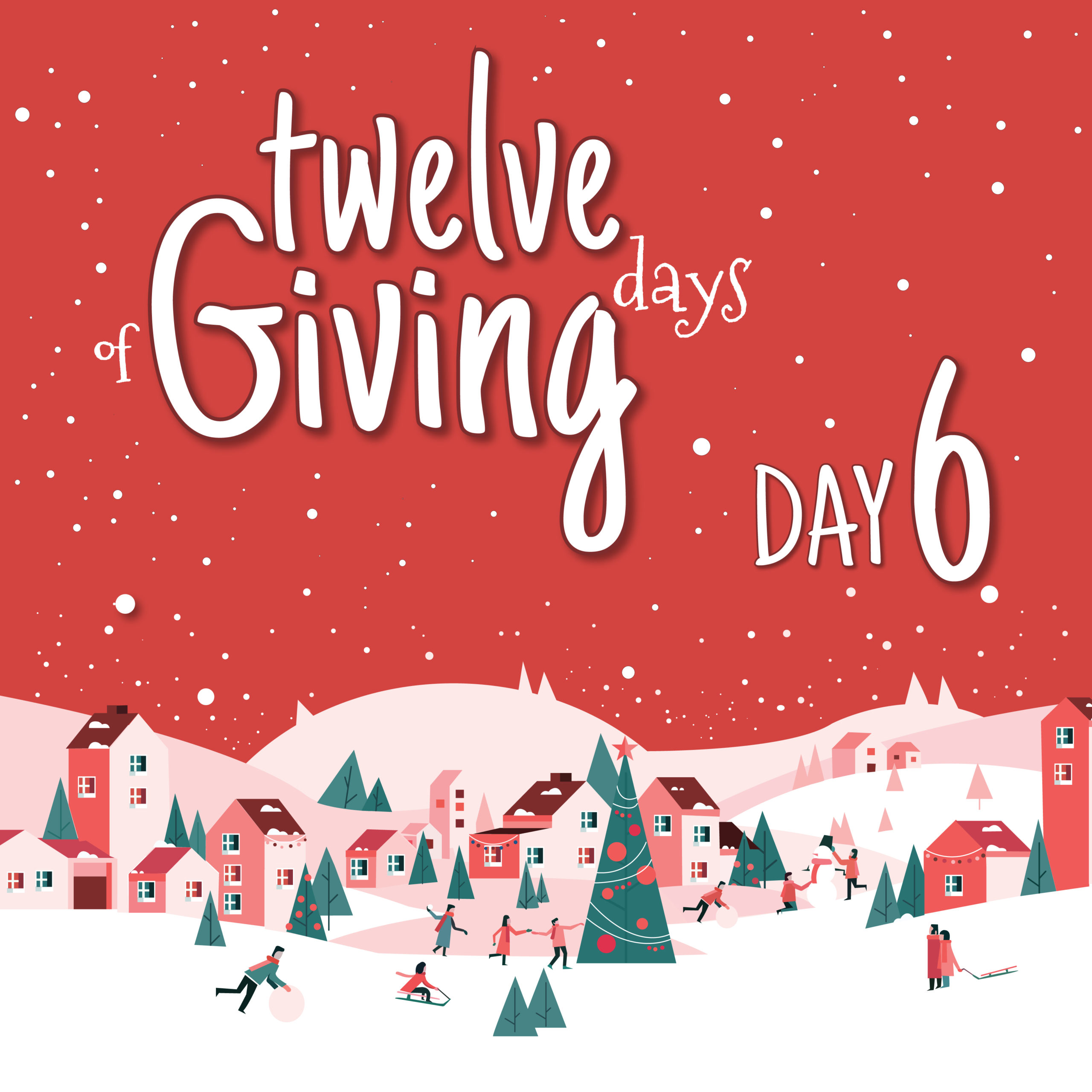Day 6 of 12 Days of Giving GIVEAWAY with Creative Scrapbooker Magazine Graphics