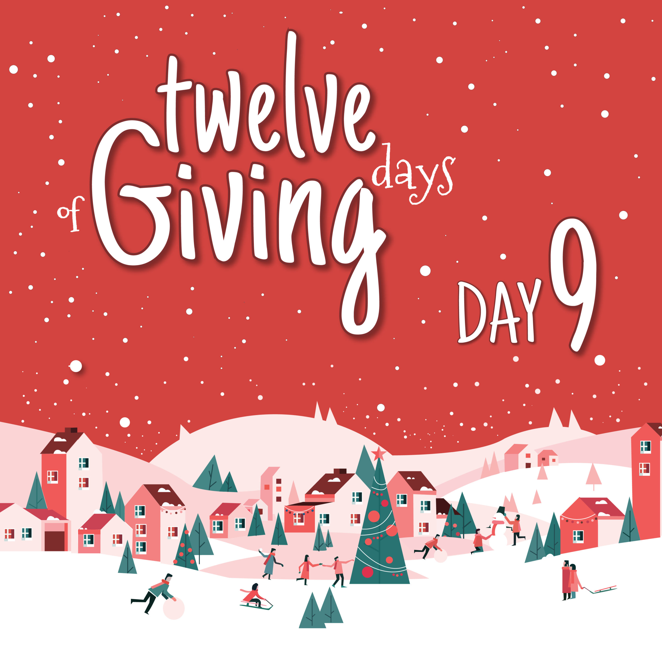 Day 9 of 12 Days of Giving GIVEAWAY with Creative Scrapbooker Magazine Graphics