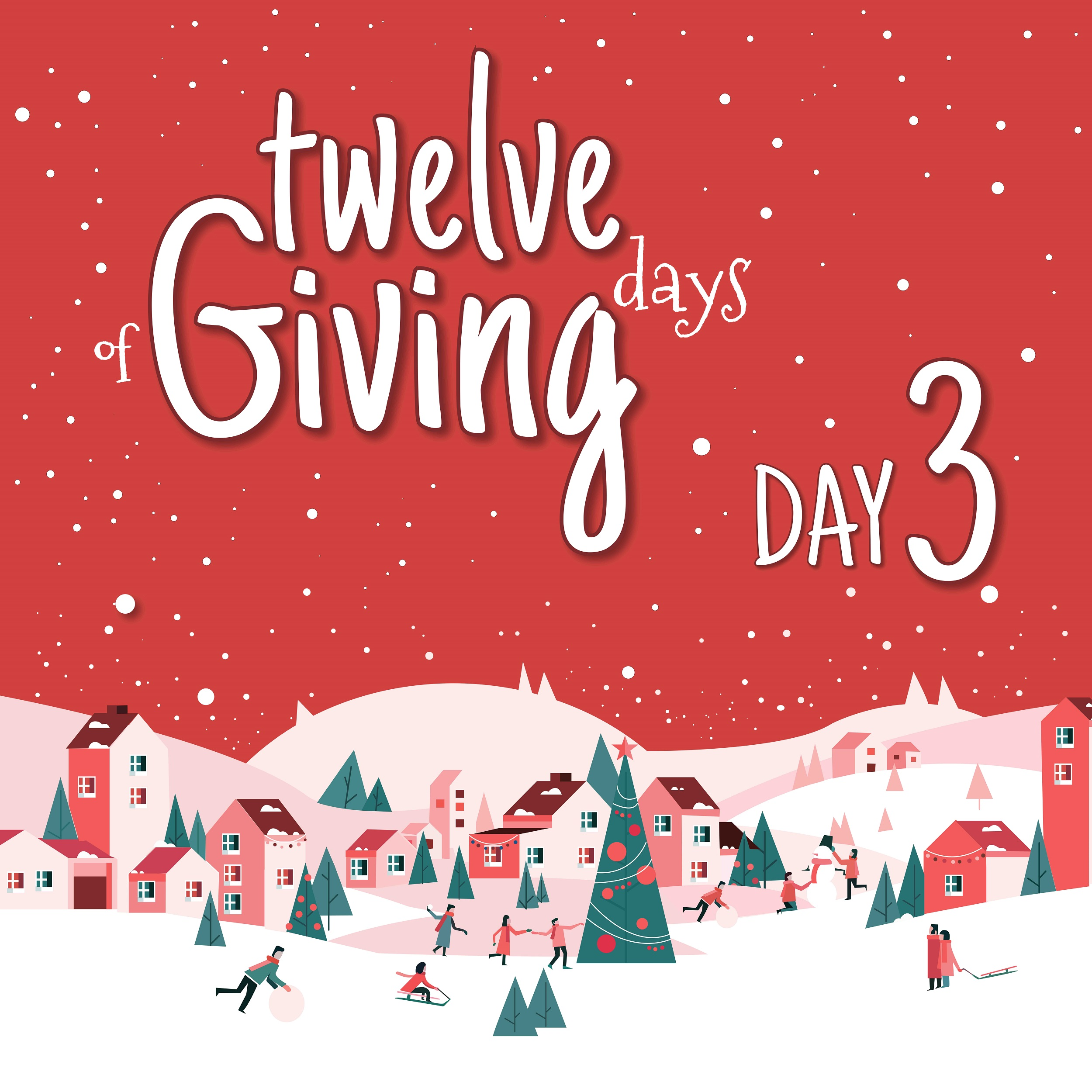 Day 3 of 12 Days of Giving GIVEAWAY with Creative Scrapbooker Magazine Graphics