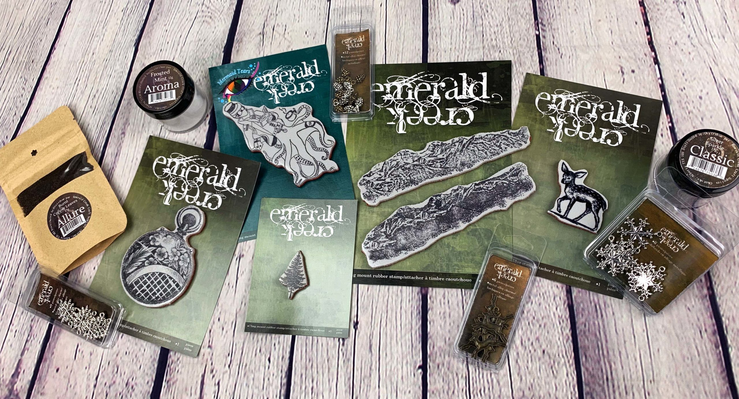 Emerald Creek Craft Supplies Prize Package