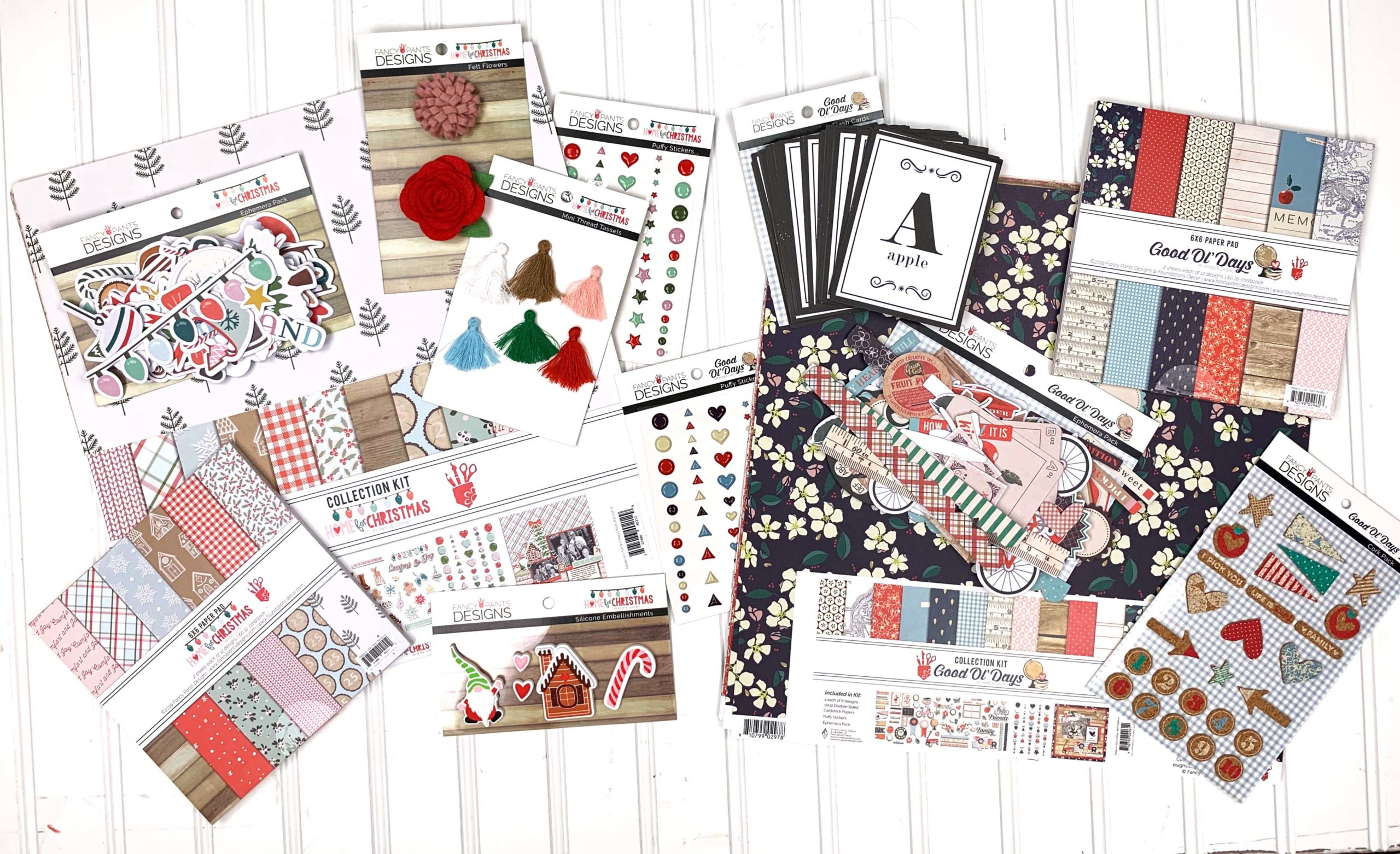 Fancy Pants Designs Prize Package