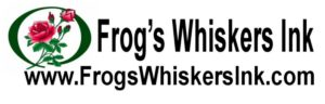 Frog's Whiskers Ink Logo
