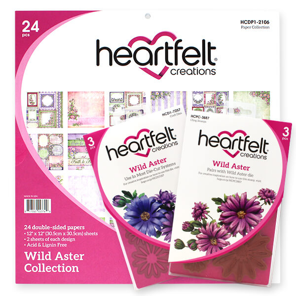 Heartfelt Creations Prize Package