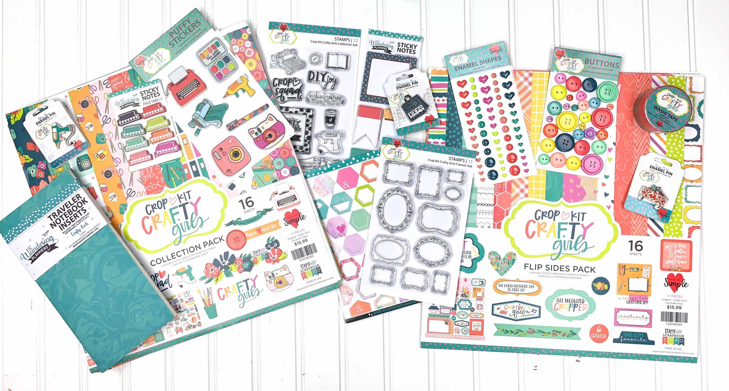 Keep It Simple Paper Crafts Prize Package