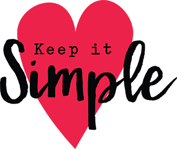Keep It Simple Paper Crafts Logo