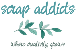 Scrap Addicts Logo