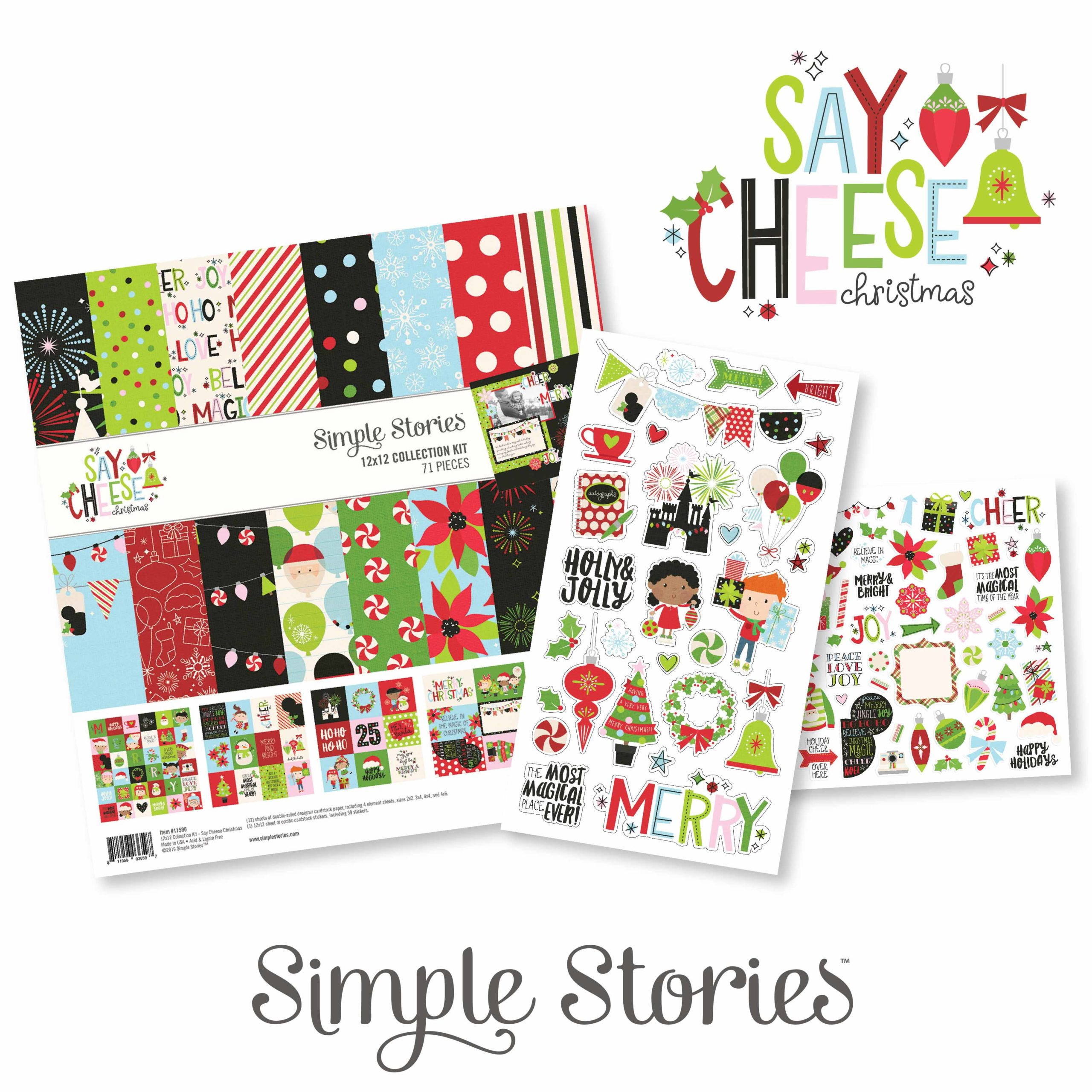 Simple Stories prize pack