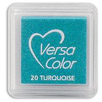 Tsukineko VersaColor Turquoise Pigment Ink