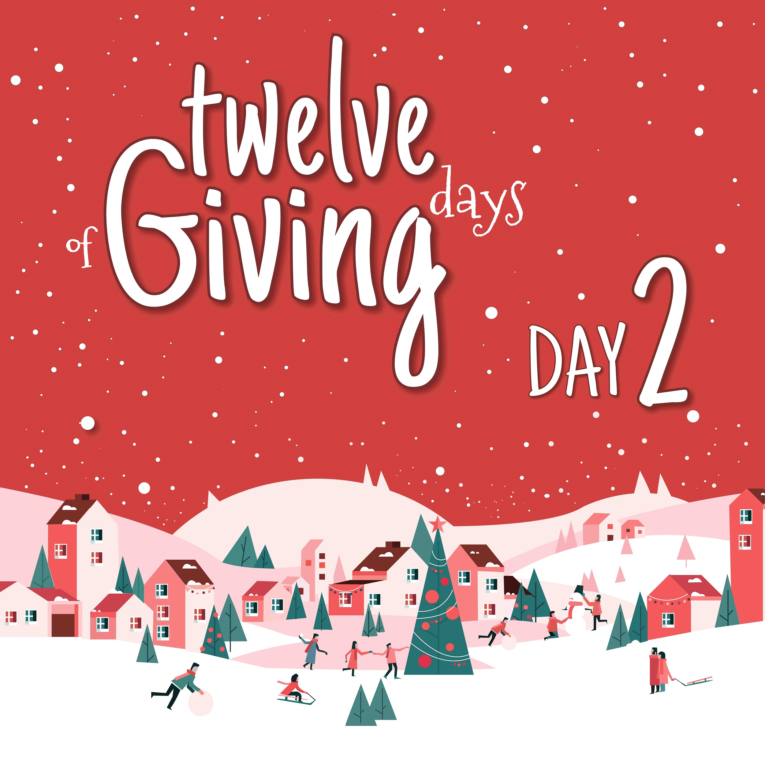 Day 2 of 12 Days of Giving GIVEAWAY with Creative Scrapbooker Magazine Graphics