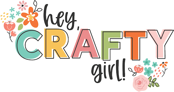 Hey Crafty Girl by Simple Stories Logo