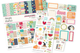 Simple Stories Prize Package