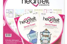 Heartfelt Creations - Why Not Win Wednesday