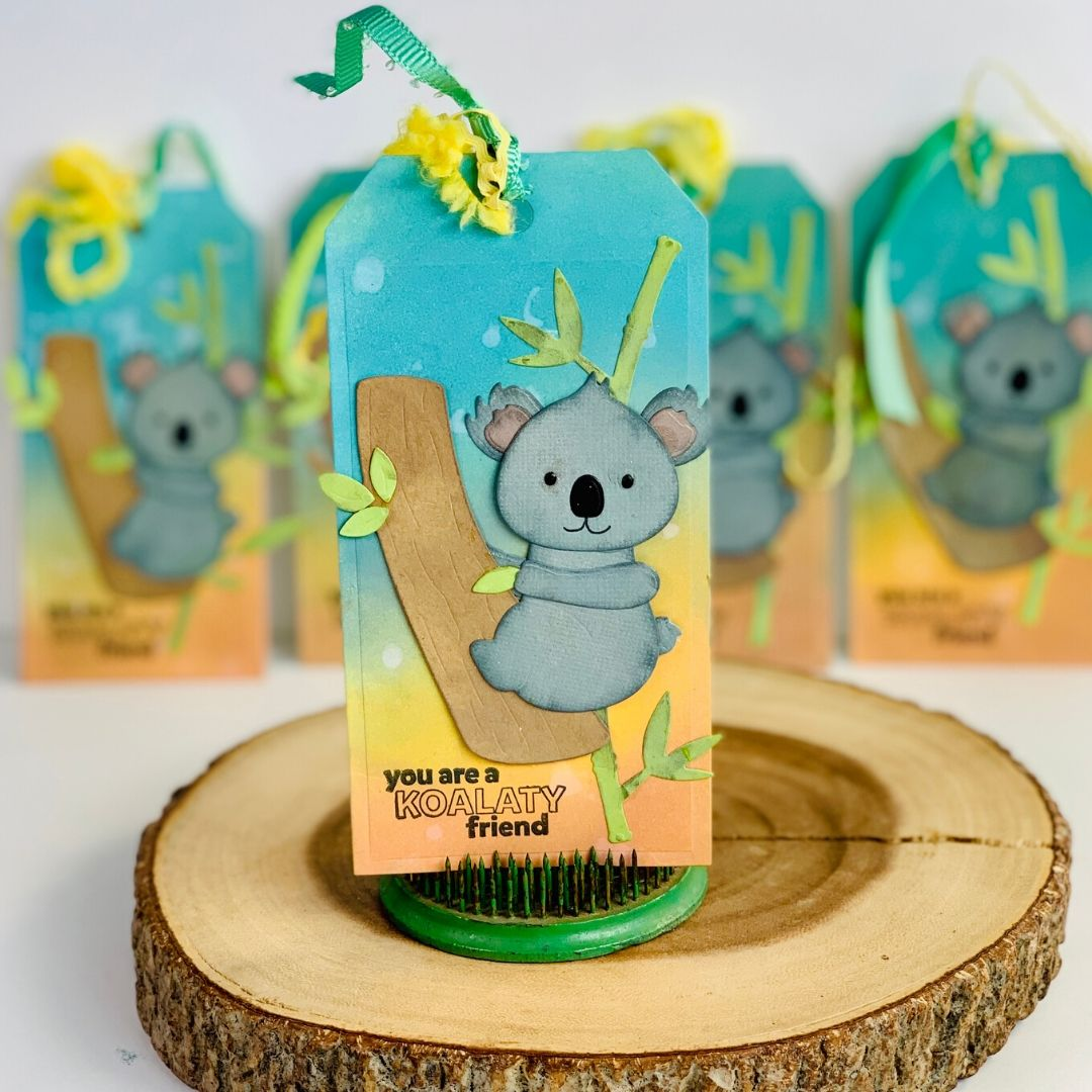 Kerry Engel Koala Tags