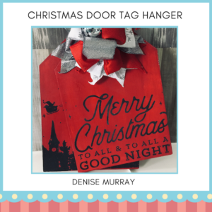 Door Tag Hanger - Denise Murray - Both Cities