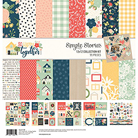 Simple Stories So Happy Together Patterned Paper