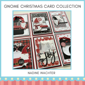 YYC Gnome Christmas Card Collection -NADINE WACHTER