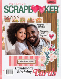 Creative Scrapbooker Magazine Summer 2020 Issue