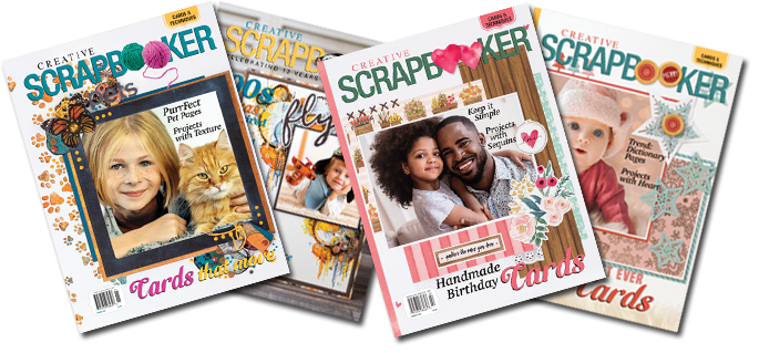 Creative Scrapbooker Magazine