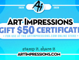 Art Impressions Prize Package