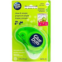 Glue Dots Temporary Adhesive