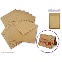 MultiCraft Forever in Time Card and Envelope Set
