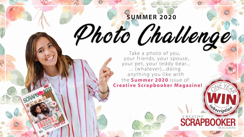 Summer 2020 Photo Challenge