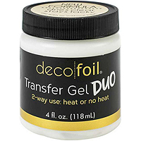 Therm O Web Deco Foil Transfer Gel Duo