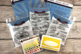 Kraftin' Kimmie Stamps Giveaway Prize Package