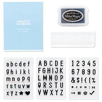 Alphabet Stamp Kit System