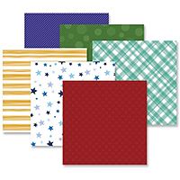 Fresh Fusion Bold Paper Pack
