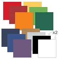 Rainbow Cardstock Bundle