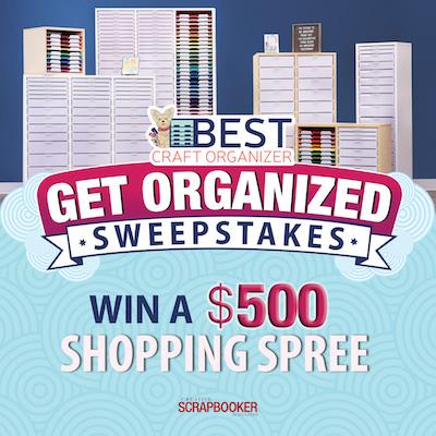 Get Organized Contest