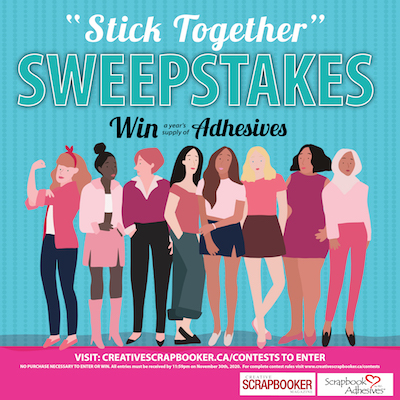 Stick Together Contest