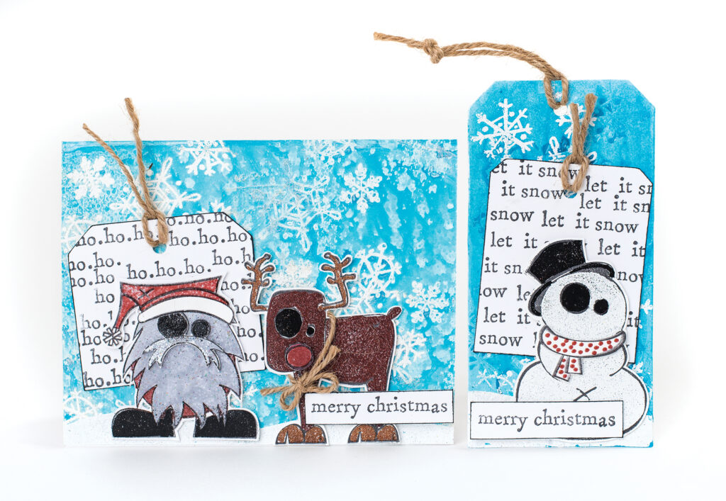 Stampers Anonymous Cards Tim Holtz