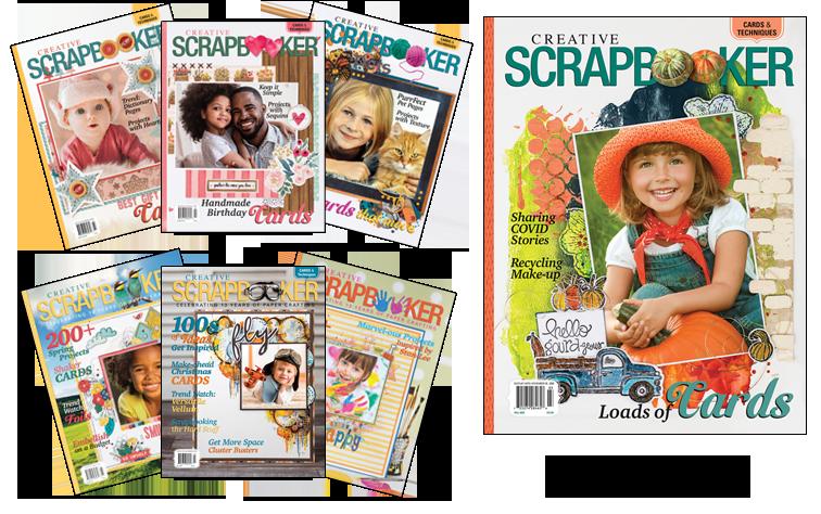 Back Issues | Creative Scrapbooker Magazine | Fall 2020