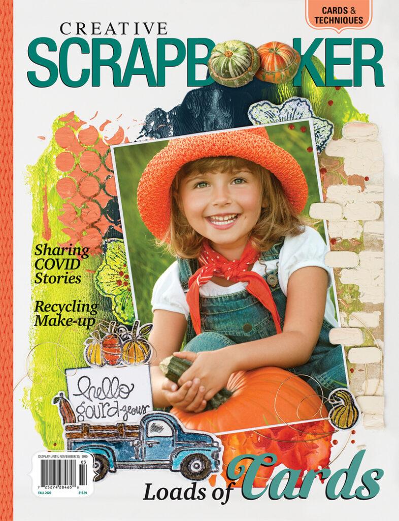 Creative Scrapbooker Magazine | Fall 2020