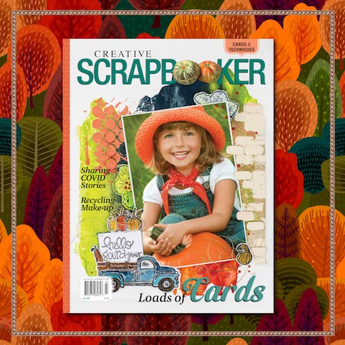 Current Issue | Creative Scrapbooker Magazine | Fall 2020