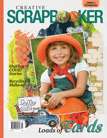 Creative Scrapbooker Magazine | Fall 2020