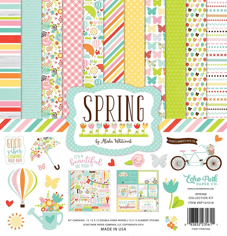 Echo Park Paper Co. Spring