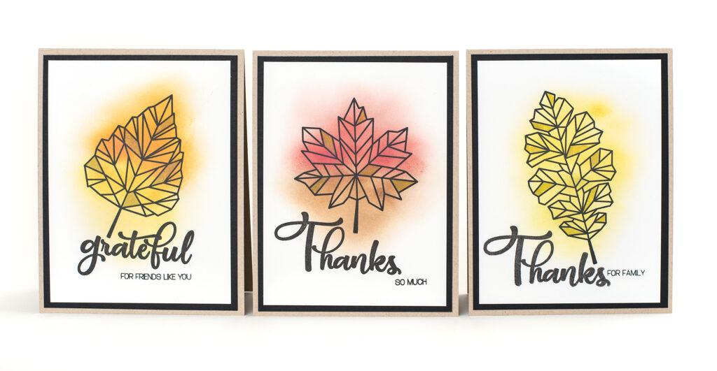Cards designed by Emma Mills Mumford Creative Scrapbooker Magazine