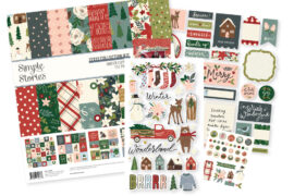 Simple Stories Winter Cottage Collection