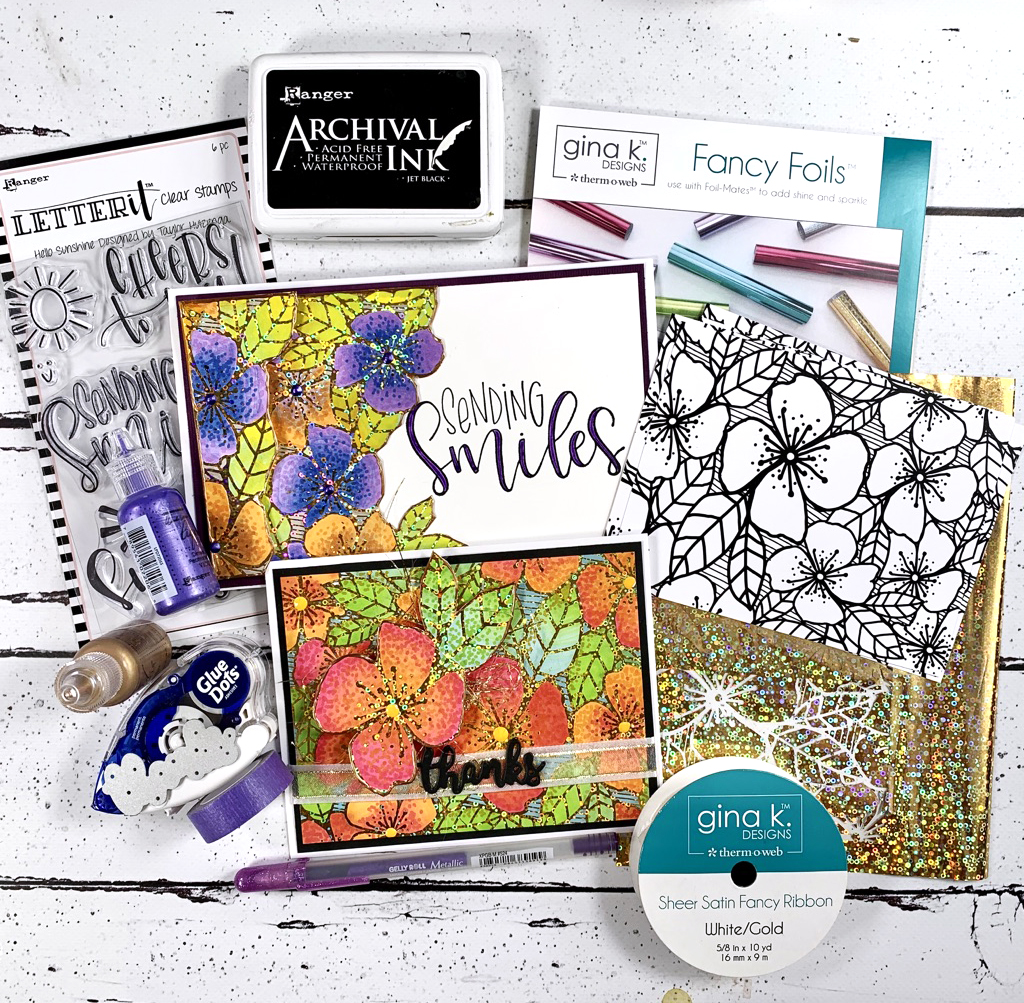 Therm O Web - Kerry Engel - Cards and Supplies