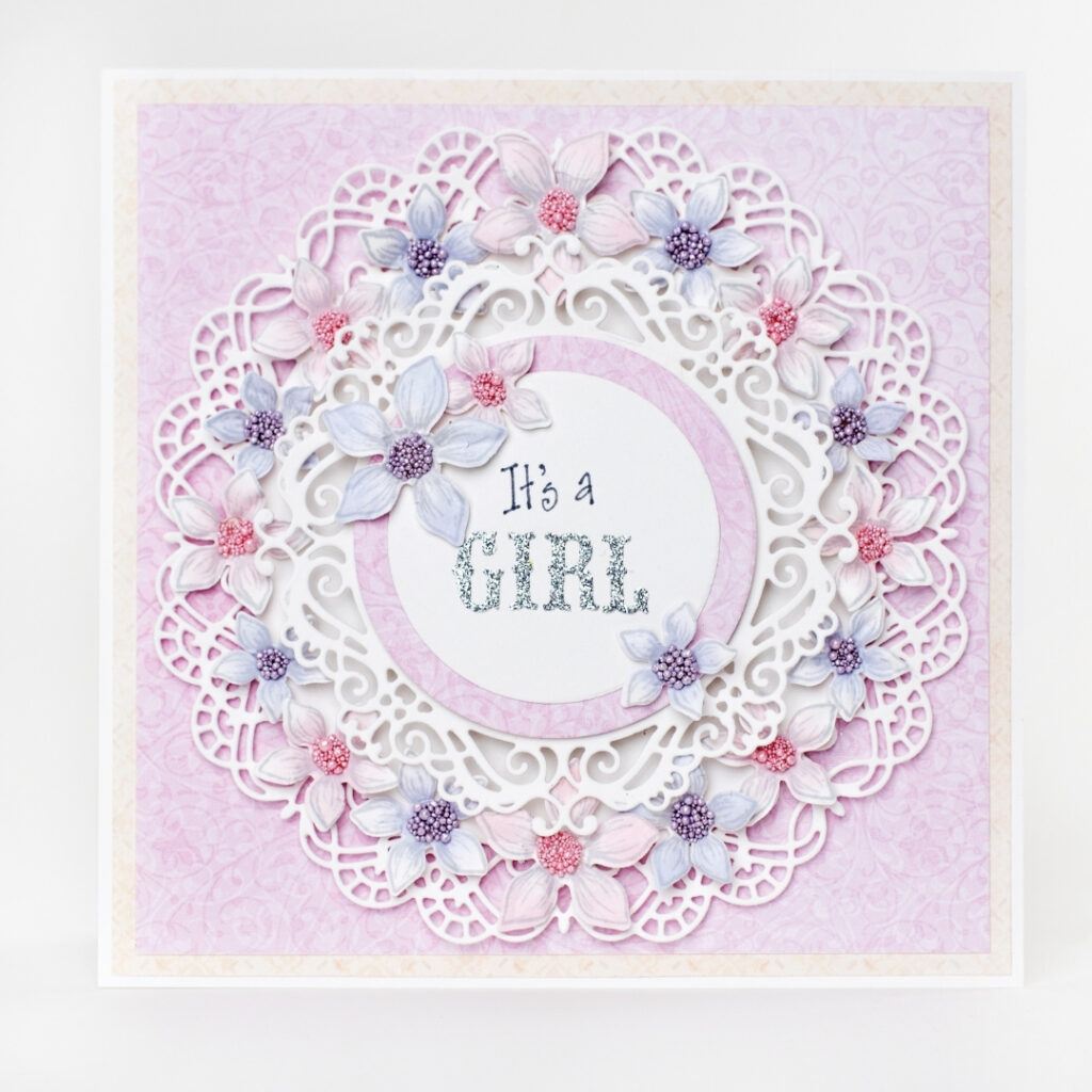Tracy McLenon - Card - Heartfelt Creations