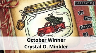 Card of the Month - October 2020